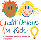 credit union for kids children's miracle networks