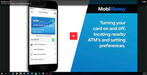MobiMoney Turn OnOff graphic
