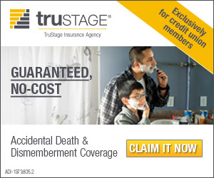 trustage accidental death and dismemberment insurance